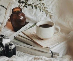 aesthetic, coffee, and soft image
