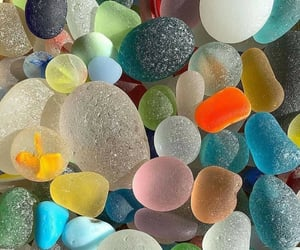 colorful and rock image