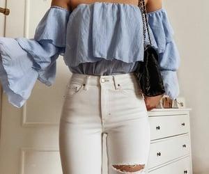 cloth, clothes, and moda image