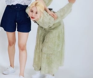 twice, chae, and chaeyoung image