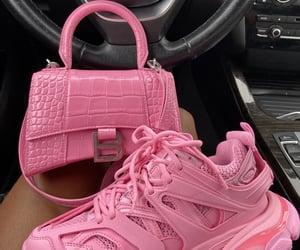 bag, Balenciaga, and fashion image