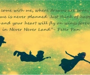 aesthetic, peter pan, and wendy image