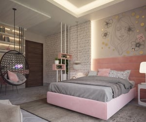 Peachy dream room❤️