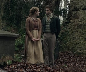 Elle Fanning, mary shelley, and douglas booth image