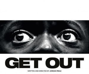 cinema, get out, and movie image