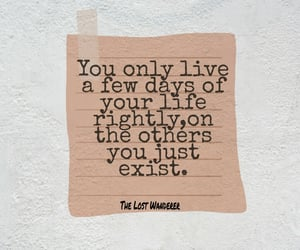 life, quotes, and thoughts image