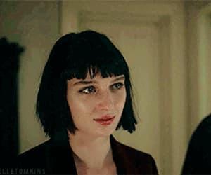 actress, crying, and gif image