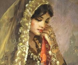 art, anatolian, and scarf image