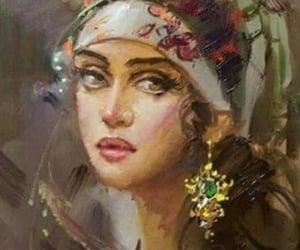 art, anatolian, and earring image