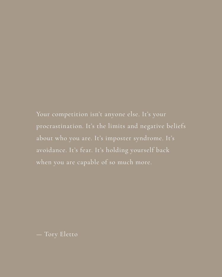 comparison, encouragement, and inspiration image