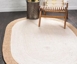etsy, hand woven rug, and rug runner image