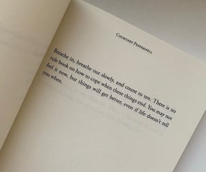 books, quotes, and pillow thoughts image