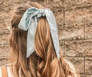 blonde, hair, and lazo image