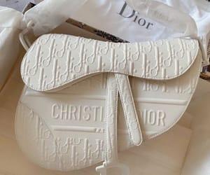 dior, bag, and white image