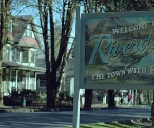 Archie, veronicalodge, and riverdale image