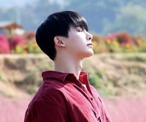 boy, wonho, and idol image