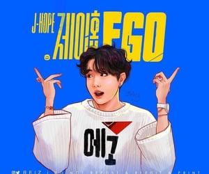 blue, ego, and mv image