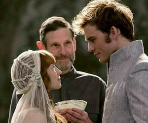 anne, finnick, and the hunger games image