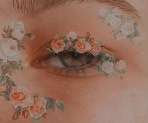 aesthetic, art, and glitter image