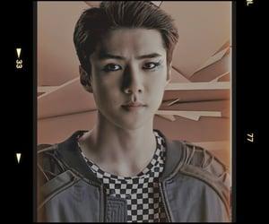 kpop, sehun, and exo wallpaper image