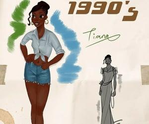 1990, ilustracion, and arte image