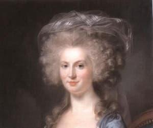art, portraits, and marie gabrielle capet image