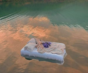 aesthetic, water, and fairycore image