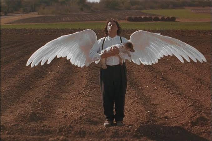 John Travolta, movie, and movie michael image