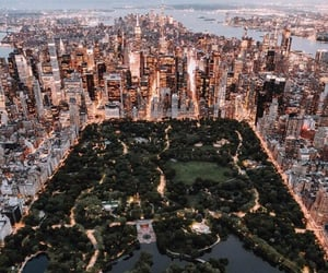 buildings, dreams, and new york image
