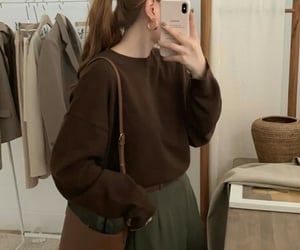 autumn, clothes, and outfit image