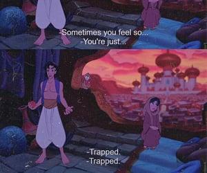 aladdin, princess jasmine, and disney image