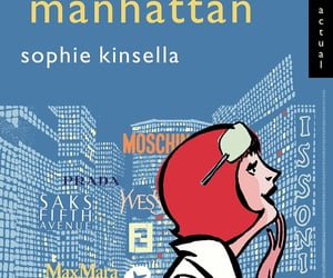 book, isla fisher, and manhattan image