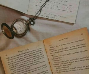 aesthetic, books, and dear john image