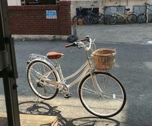 bicycle, light, and korea image