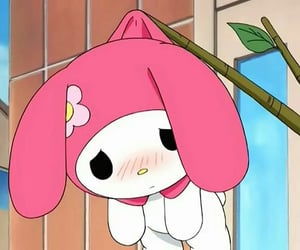 baby, japan, and my melody image