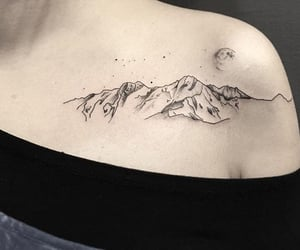 art, delicate, and ink image