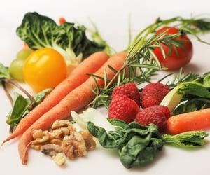 organic food and food image