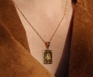 gold, indie, and jewerly image