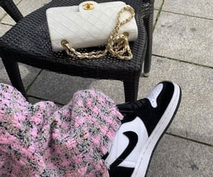 chanel, nike, and fashion image