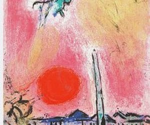art, paintings, and marc chagall image