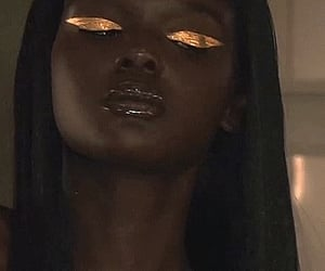 gif, beauty, and makeup image
