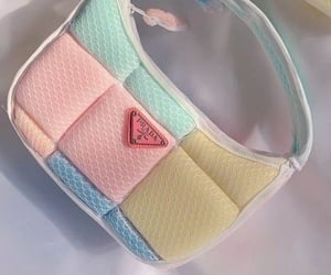 Prada, pastel, and aesthetic image