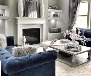 house, cozy, and decor image