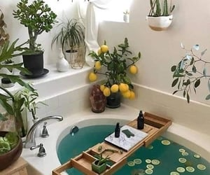 bathroom, aesthetic, and interior image
