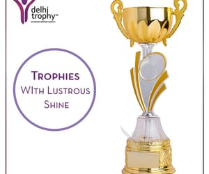 trophies and medals, trophy store, and sports medals image