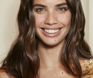 Alberta Ferretti, model, and sara sampaio image