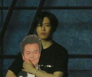 JYP, kpop, and youngjae image