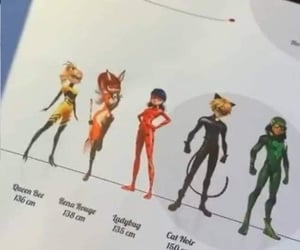 Chat Noir, humor, and Risa image