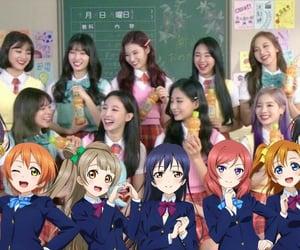 anime, anime girl, and japanese girl image