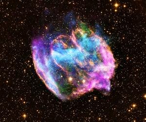 galaxy, stars, and beautiful image